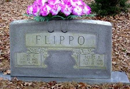 MAYES FLIPPO, BESSIE B. - Hamilton County, Tennessee | BESSIE B. MAYES FLIPPO - Tennessee Gravestone Photos