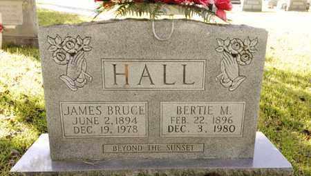 HALL, BERTIE - Hamilton County, Tennessee | BERTIE HALL - Tennessee Gravestone Photos