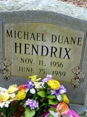 HENDRIX, MICHAEL DUANE - Hamilton County, Tennessee   MICHAEL DUANE HENDRIX - Tennessee Gravestone Photos