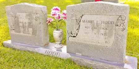 HOOD, MAMIE L. - Hamilton County, Tennessee | MAMIE L. HOOD - Tennessee Gravestone Photos