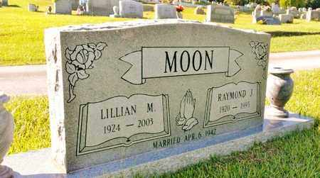 HICKMAN MOON, LILLIAN M. - Hamilton County, Tennessee | LILLIAN M. HICKMAN MOON - Tennessee Gravestone Photos