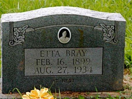 BRAY, ETTA - Hancock County, Tennessee | ETTA BRAY - Tennessee Gravestone Photos