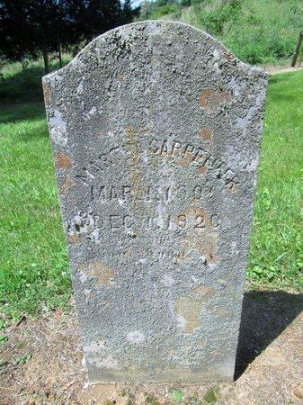 CARPENTER, MARTHA - Hancock County, Tennessee | MARTHA CARPENTER - Tennessee Gravestone Photos