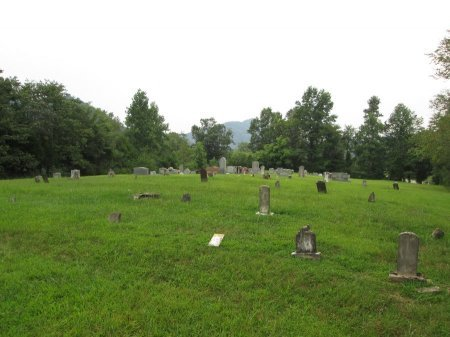 *CEMETERY VIEW,  - Hancock County, Tennessee |  *CEMETERY VIEW - Tennessee Gravestone Photos