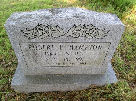 HAMPTON, ROBERT F. - Hancock County, Tennessee | ROBERT F. HAMPTON - Tennessee Gravestone Photos