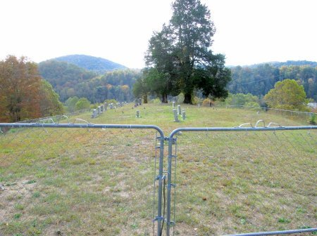 *HOLT CEMETERY OVERVIEW,  - Hancock County, Tennessee |  *HOLT CEMETERY OVERVIEW - Tennessee Gravestone Photos