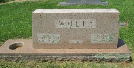 """WOLFE, MARY """"VICTORIA"""" - Hancock County, Tennessee 