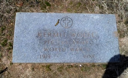 WOLFE, GRANT KERMIT - Hancock County, Tennessee | GRANT KERMIT WOLFE - Tennessee Gravestone Photos