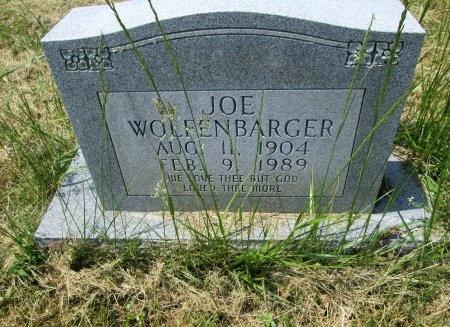 WOLFENBARGER, JOE - Hancock County, Tennessee   JOE WOLFENBARGER - Tennessee Gravestone Photos