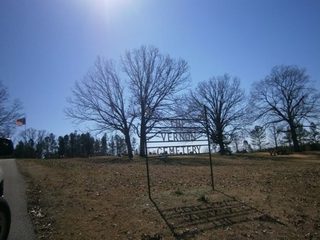 *CEMETERY VIEW,  - Hardeman County, Tennessee |  *CEMETERY VIEW - Tennessee Gravestone Photos
