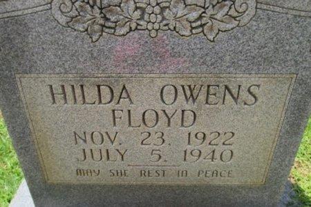 FLOYD, HILDA - Hardeman County, Tennessee | HILDA FLOYD - Tennessee Gravestone Photos