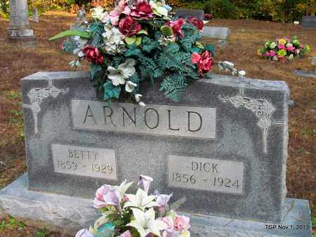 ARNOLD, BETTY - Hardin County, Tennessee | BETTY ARNOLD - Tennessee Gravestone Photos