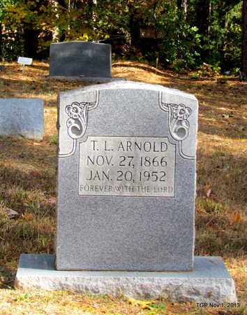 ARNOLD, T. L. - Hardin County, Tennessee | T. L. ARNOLD - Tennessee Gravestone Photos