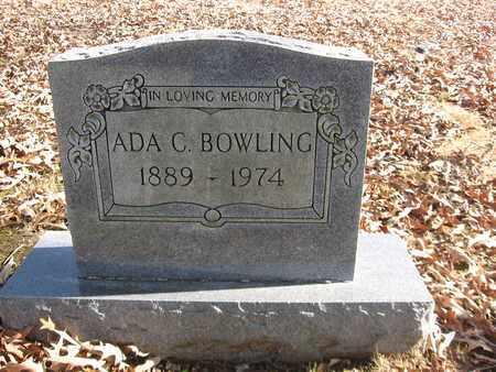 BOWLING, ADA - Hardin County, Tennessee   ADA BOWLING - Tennessee Gravestone Photos