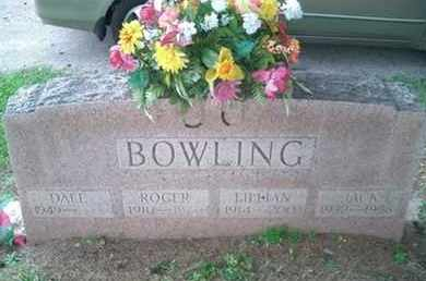 BOWLING FAMILY STONE,  - Hardin County, Tennessee |  BOWLING FAMILY STONE - Tennessee Gravestone Photos