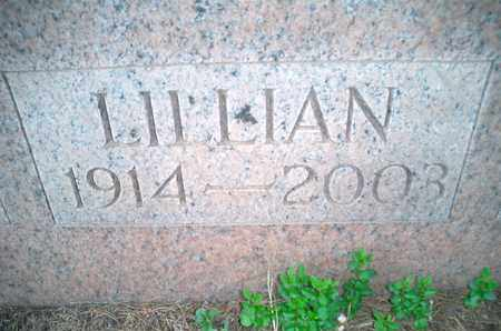 NORTHCUT BOWLING, LILLIAN - Hardin County, Tennessee | LILLIAN NORTHCUT BOWLING - Tennessee Gravestone Photos