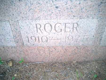 BOWLING, ROGER - Hardin County, Tennessee | ROGER BOWLING - Tennessee Gravestone Photos