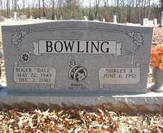 BOWLING, ROGER DALE (JR.) - Hardin County, Tennessee | ROGER DALE (JR.) BOWLING - Tennessee Gravestone Photos