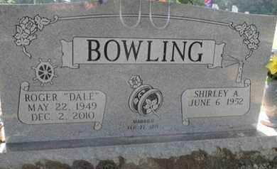 BOWLING, ROGER DALE (JR.) - Hardin County, Tennessee   ROGER DALE (JR.) BOWLING - Tennessee Gravestone Photos
