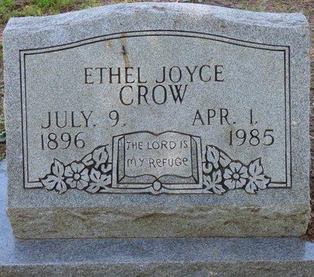 CROW, ETHEL JOYCE - Hardin County, Tennessee   ETHEL JOYCE CROW - Tennessee Gravestone Photos