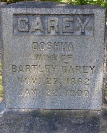 GAREY, DOSHUA - Hardin County, Tennessee | DOSHUA GAREY - Tennessee Gravestone Photos