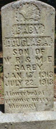 GAREY, DOUGLAS A - Hardin County, Tennessee | DOUGLAS A GAREY - Tennessee Gravestone Photos