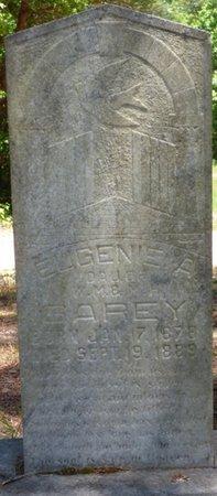 GAREY, EUGENIE A - Hardin County, Tennessee | EUGENIE A GAREY - Tennessee Gravestone Photos
