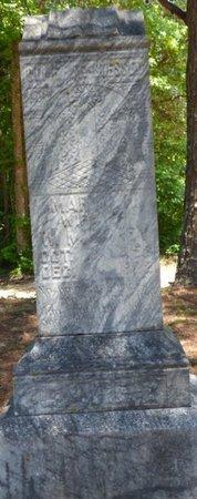 GAREY, MARY HANNAH - Hardin County, Tennessee   MARY HANNAH GAREY - Tennessee Gravestone Photos