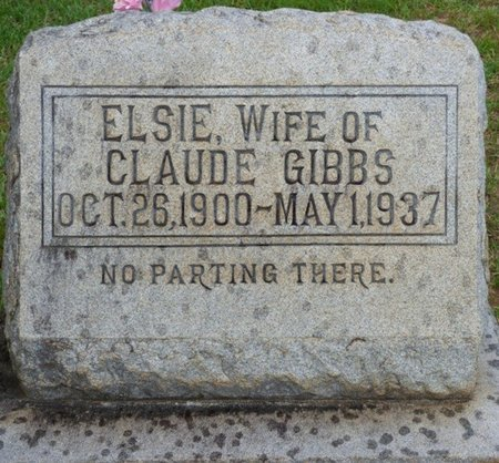 RATLIFF GIBBS, MARY ELSIE - Hardin County, Tennessee | MARY ELSIE RATLIFF GIBBS - Tennessee Gravestone Photos