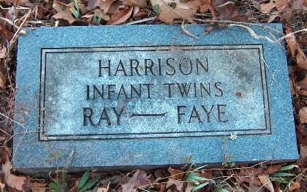 HARRISON, RAY - Hardin County, Tennessee | RAY HARRISON - Tennessee Gravestone Photos