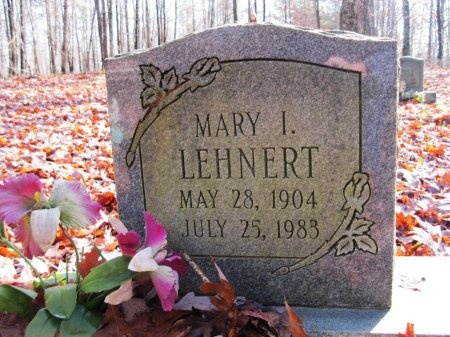 LEHNERT, MARY ISABELLE - Hardin County, Tennessee | MARY ISABELLE LEHNERT - Tennessee Gravestone Photos