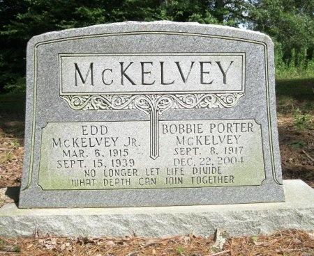"MCKELVEY, ANNA ROB ""BOBBIE"" - Hardin County, Tennessee | ANNA ROB ""BOBBIE"" MCKELVEY - Tennessee Gravestone Photos"