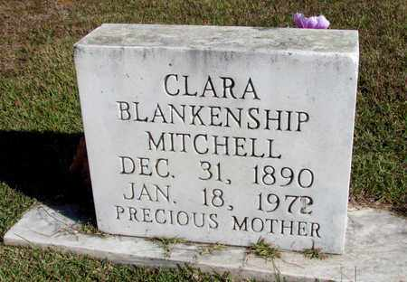 MITCHELL, CLARA - Hardin County, Tennessee   CLARA MITCHELL - Tennessee Gravestone Photos
