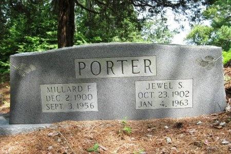 PORTER, JEWEL ROSE - Hardin County, Tennessee | JEWEL ROSE PORTER - Tennessee Gravestone Photos