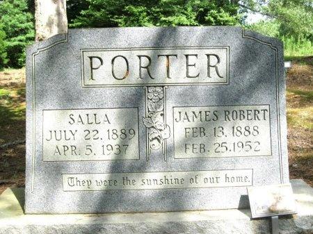 PORTER, SALLA MAY - Hardin County, Tennessee | SALLA MAY PORTER - Tennessee Gravestone Photos