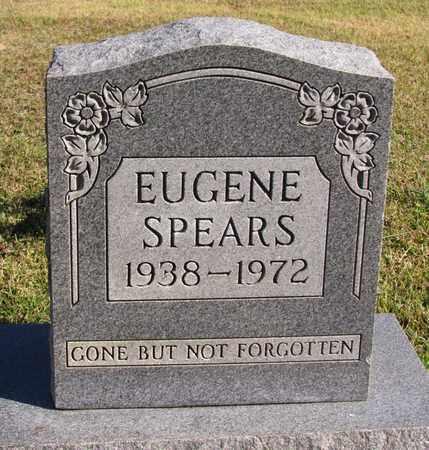SPEARS, EUGENE - Hardin County, Tennessee | EUGENE SPEARS - Tennessee Gravestone Photos
