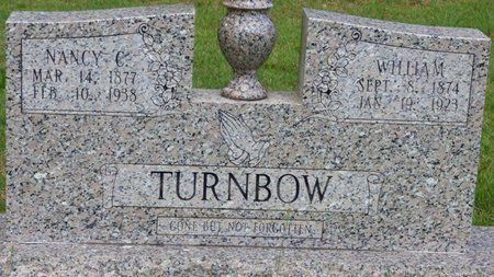 RATLIFF TURNBOW, NANCY CATHERINE - Hardin County, Tennessee | NANCY CATHERINE RATLIFF TURNBOW - Tennessee Gravestone Photos