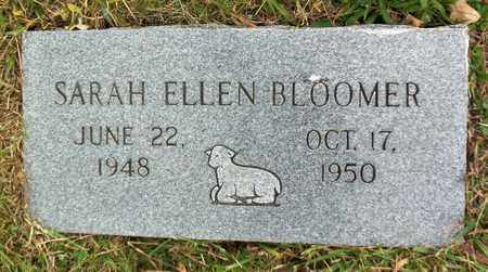 BLOOMER, SARAH ELLEN - Hawkins County, Tennessee | SARAH ELLEN BLOOMER - Tennessee Gravestone Photos