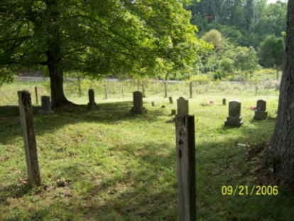 *CEMETERY VIEW,  - Hawkins County, Tennessee |  *CEMETERY VIEW - Tennessee Gravestone Photos