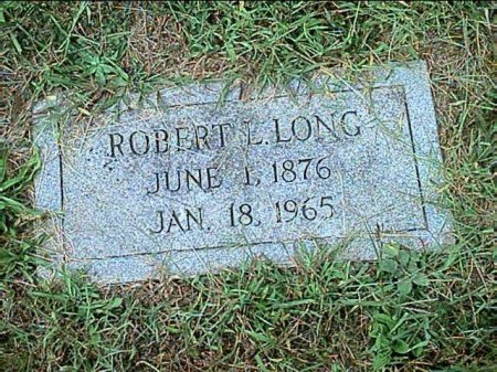 LONG, ROBERT LOVE - Hawkins County, Tennessee | ROBERT LOVE LONG - Tennessee Gravestone Photos