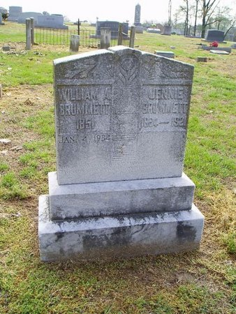 BRUMMETT, WILLIAM A. - Haywood County, Tennessee | WILLIAM A. BRUMMETT - Tennessee Gravestone Photos