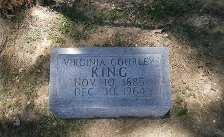 KING, VIRGINIA - Haywood County, Tennessee | VIRGINIA KING - Tennessee Gravestone Photos