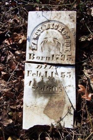 NICHOLSON, NANCY - Haywood County, Tennessee   NANCY NICHOLSON - Tennessee Gravestone Photos