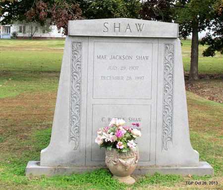 SHAW, C. BATTLE - Haywood County, Tennessee | C. BATTLE SHAW - Tennessee Gravestone Photos