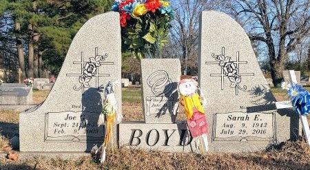 "BROCKWELL BOYD, SARAH ELIZABETH ""BO"" - Henry County, Tennessee | SARAH ELIZABETH ""BO"" BROCKWELL BOYD - Tennessee Gravestone Photos"