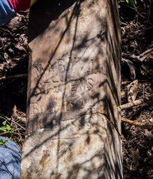 STEVENS, MARY A. - Henry County, Tennessee | MARY A. STEVENS - Tennessee Gravestone Photos
