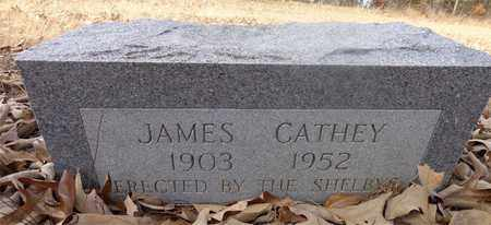 CATHEY, JAMES - Hickman County, Tennessee | JAMES CATHEY - Tennessee Gravestone Photos