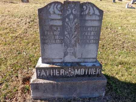 PEERY, JOHN L - Hickman County, Tennessee   JOHN L PEERY - Tennessee Gravestone Photos