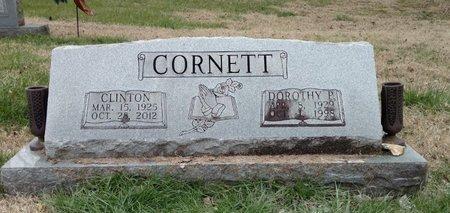 PULLEY CORNETT, DOROTHY - Houston County, Tennessee | DOROTHY PULLEY CORNETT - Tennessee Gravestone Photos