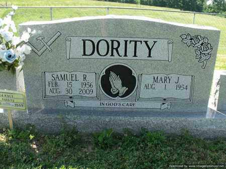DORITY, SAMUEL R - Houston County, Tennessee | SAMUEL R DORITY - Tennessee Gravestone Photos